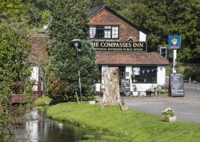 Compasses Inn, Gomshall