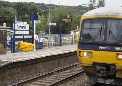 Gomshall Station